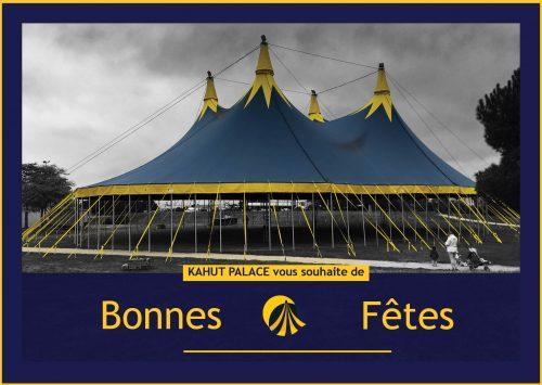 chapiteau de cirque en location